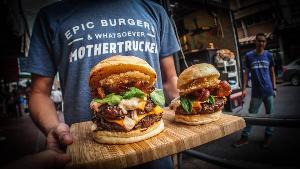 Mother Trucker Burger จุดกระแสฟู้ดทรัคในไทย