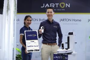 "JARTON รุกเจาะตลาด ""บ้านอัจฉริยะ"" ตั้งเป้าอันดับหนึ่ง ในกลุ่มเทคโนโลยี SMART HOME SOLUTION พร้อมก้าวสู่ ""TOP ของกลุ่มวัสดุก่อสร้าง ในปี 2022"