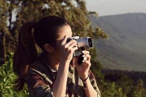 แพร-พัณณิตา พาตะลุยแอฟริกา แชร์ประสบการณ์ส่องสัตว์อันตื่นเต้นในเคนย่า