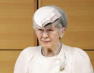 """สำนักพระราชวังญี่ปุ่นเผย! อดีตพระจักรพรรดินีมิชิโกะทรงเป็น """"มะเร็งพระปโยธร"""""""