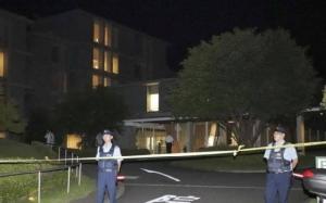 ชายคลั่งถือมีดไล่แทงผู้คนในโรงพยาบาลญี่ปุ่น บาดเจ็บ4ราย