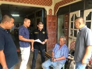 ป.จับเจ้าหนี้เงินกู้ดอกเบี้ยโหด ยิงผู้ใหญ่บ้านดับ หลังเจรจาช่วยลูกบ้าน ก่อนหนีกบดานนครปฐม 18 ปี