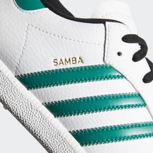 """SAMBA GOLF"" รองเท้ากอล์ฟคลาสสิคเหนือกาลเวลา"