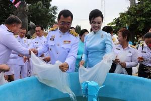 พสกนิกรชาวไทยทุกพื้นที่พร้อมใจร่วมกิจกรรมวันแม่
