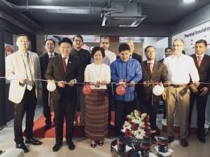 เอสซีจี จับมือคู่ค้าในบังคลาเทศ เปิดตัว SCG Smart Build Experience Center