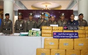 191 จับแก๊งค้ายาเสพติด 3 รายรวด มีทั้งคนไทยและไนจีเรีย