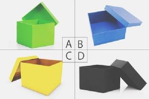 แบบทดสอบจากญี่ปุ่น คุณจะเก็บของลงกล่องสีอะไร ? มาดูวิธีการแก้ปัญหาที่เหมาะกับตัวคุณกันเถอะ !