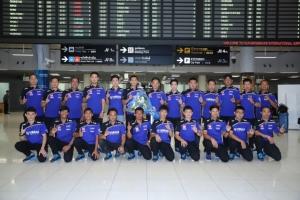 ต่อไปลุยศึกชิงแชมป์เอเชีย รายการ ASIA ROAD RACING CHAMPIONSHIP 2019 สนามที่ 6 จะมีขึ้นระหว่างวันที่ 19-22 กันยายน 2562