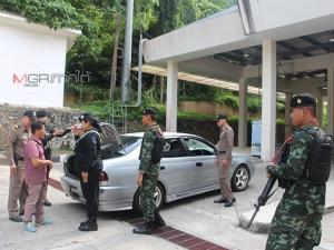 แม่ทัพภาค 4 สั่งคุมเข้มพื้นที่ชายแดนไทย-มาเลเซีย ป้องกันการสร้างสถานการณ์