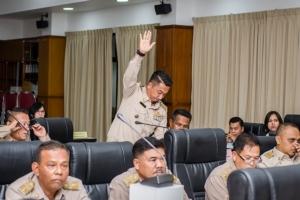 ปรับภูมิทัศน์ถนนทวีวงศ์สะดุด สภาเทศบาลเมืองป่าตองล้มโครงการ ปรับลดงบ 82 ล้านเหลือศูนย์บาท อ้างไม่คุ้มค่าการลงทุน