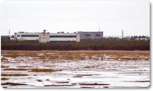 สถานีวิจัยนิวเคลียร์ของรัสเซียในเนียนอคซา(Nyonoksa)เขตอาร์กติก