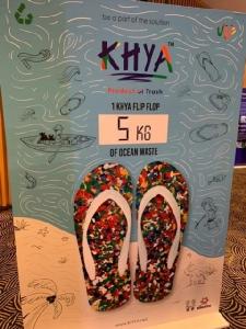 """รองเท้า KHYA (ขยะ)"""" รองเท้า Upcycling จากขยะทะเล สุดเท่! ทำเป็น Limited จำหน่ายเพียง 9 วัน"""