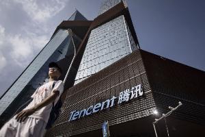 ธุรกิจโฆษณาออนไลน์คิดเป็นสัดส่วนเกือบ 20% ของรายได้รวม Tencent