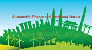 จับเทรนด์ ESG นำไทยสู่ความยั่งยืน ทางการเงินและการลงทุน / วรัชญา ศรีมาจันทร์