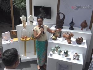 เปิดนิทรรศการ SACICT Mobile Gallery ประจำปี 2019 ครั้งที่ 4 ที่สงขลา