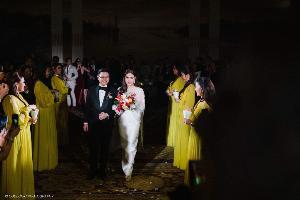 ส่องภาพงานแต่ง บอย-เกรียงพงศ์ ลีนุตพงษ์ วิวาห์หวาน กอล์ฟ-มนตราภาฒิ์