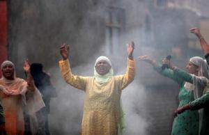 'อินเดีย' จวกนานาชาติแทรกแซงเรื่องถอนสถานะพิเศษ 'แคชเมียร์'