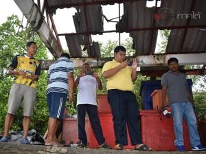 ชาวประมง 3 หมู่บ้านใน จ.สตูล ร้องท่าเทียบเรือทรุดโทรมหวิดถล่ม ประมงจังหวัดติดประกาศห้ามใช้ซ้ำ