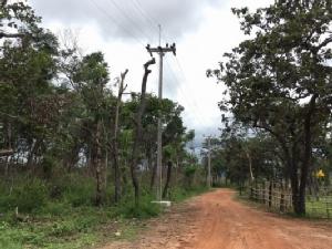 ฝันที่เป็นจริง ชาวบ้านชายแดนได้ไฟฟ้าใช้ หลังรอมานานกว่า 60 ปี