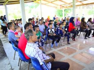 เปิดศูนย์เรียนรู้กลางค่ายทหาร นำชาวบ้าน 2 หมู่บ้านจากมาเลเซียเข้าศึกษาสวนเกษตรพอเพียง