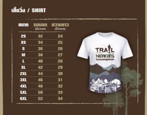 """มูลนิธีเอสซีจี ชวนวิ่งเทรลเพื่อผู้พิทักษ์ป่า """"Trail for Heroes"""" 24 พ.ย.นี้"""