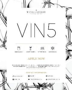 WSEI เปิดหลักสูตรศิลปะการดื่มไวน์ VIN รุ่น 5