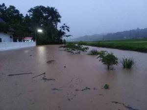 ด่วน! ฝนถล่มน่านทั้งคืนกว่า 200 มม. ฝายม่วงขวาแตก-น้ำทะลักท่วมเวียงสา 3 หมู่บ้าน