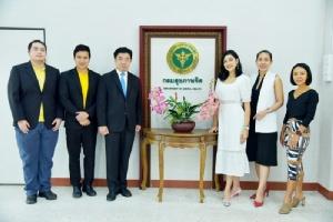 """ดึง """"น้องเกรซ"""" Miss Thailand World 2019 เป็นทูตสุขภาพจิต ชวนคนไทยเปิดใจรับฟังมากขึ้น"""