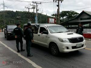 เมืองเบตงคุมเข้มหลังกลุ่มคนร้ายลอบวางระเบิด เผายางรถยนต์ใน จ.ยะลา