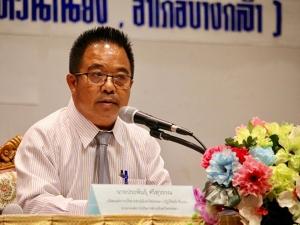 อบจ.สงขลา เปิดประชุมปฐมนิเทศโครงการบริหารจัดการน้ำ มุ่งแก้ปัญหาขาดแคลนน้ำอุปโภคบริโภค