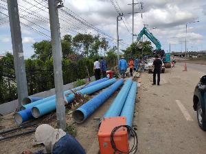 ปูด เซ็นทรัล วิลเลจ วิ่งกระทรวงมหาดไทย เปลี่ยนแปลงผังเมือง เลี่ยงพื้นที่สีเขียว สร้างห้างขนาดใหญ่ได้ พร้อมเร่งวางท่อประปาไม่ขออนุญาต ทอท.หวังเปิดทัน 31 ส.ค.นี้