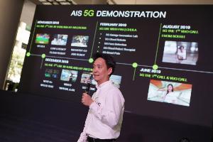 3 โอเปอเรเตอร์เร่งพัฒนาเครือข่าย เตรียมรับ 5G ปี 63 (Cyber Weekend)