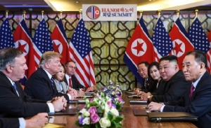 """เกาหลีเหนือลั่น! ไม่คิด """"เจรจานิวเคลียร์"""" หากสหรัฐฯ ยังทำตัวเป็นศัตรูอยู่"""