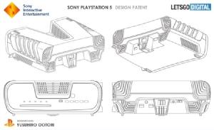 PS5 Dev Kit ที่จดสิทธิบัตรโดย โซนี่