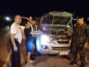 ทหาร กกล.ผาเมืองรวบสาวบ้านม้งเก้าหลัง ซุกยานรกเต็มหม้อกรองรถส่งลูกค้าสามเหลี่ยมทองคำ