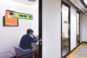 'Get' เปิดบ้าน ชูแนวคิดวัฒนธรรมที่ดูแลพนักงาน-คนขับ