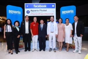 """เปิดแล้ว """"AQUARIA Phuket"""" ใหญ่ที่สุดในไทย บนพื้นที่ 3 ไร่ โชว์สัตว์น้ำกว่า 5 หมื่นตัว"""