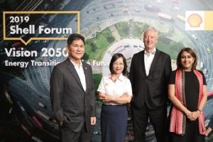 """""""เชลล์ ประเทศไทย"""" เสนอ 3 แนวทางสู่พลังงานสะอาด"""