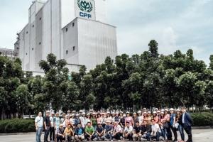 ซีพีเอฟ ฟิลิปปินส์ เปิดโรงงานผลิตอาหารสัตว์ตาร์ลัก ต้อนรับลูกค้าจังหวัดปังกาสินัน