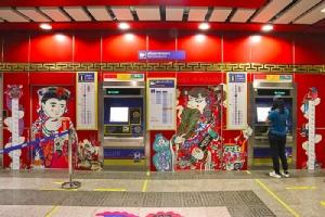 """นั่งฟรี """"5 สถานีรถไฟเปิดใหม่"""" สวยเก๋ไก๋ จุดเชื่อมต่อแหล่งกินเที่ยวช้อป ไม่มาไม่ได้แล้ว"""