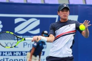 หนุ่มเกาหลี คว้าแชมป์เทนนิส แคล-คอมพ์ M1