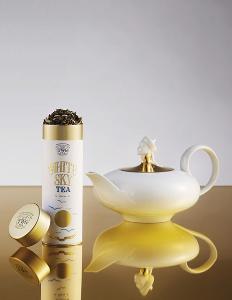 เฉลิมฉลองเทศกาลไหว้พระจันทร์ ด้วยชา ไวท์ สกาย ที และชุดชายามบ่าย MoonLight High Tea Set จาก TWG Tea