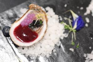 หอยนางรมราสเบอร์รี่พอยท์