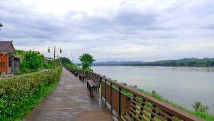 เส้นทางเลาะเลียบริมโขง เมืองเชียงคาน