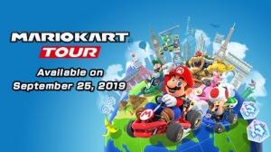 """""""Mario Kart Tour"""" ซิ่งลงสมาร์ตโฟนทั่วโลก 25 กันยายนนี้"""