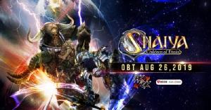 """SHAIYA"" ที่สุดแห่งเกม MMORPG แนว PVP เปิด OBT แล้ววันนี้!"