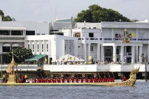 ขสมก.จัดรถบริการอำนวยความสะดวกประชาชน ชมการซ้อมขบวนเรือพระราชพิธี 29 ส.ค.นี้