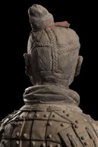 """เปิดกรุ """"จิ๋นซีฮ่องเต้"""" จีนส่งหุ่นนักรบดินเผา อาวุธ เกราะ อายุ 2,200 ปี 133 ชิ้น จัดแสดงในไทย"""