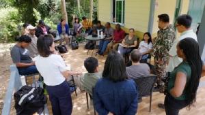 USAID นำคณะสื่อต่างชาติชมนวัตกรรมกลุ่มทรู ลดปัญหาความขัดแย้งคนกับช้างป่า