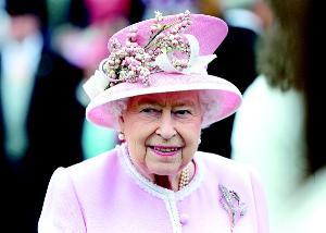 สมเด็จพระราชินีเอลิซาเบธที่ 2